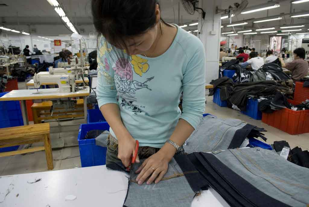 Myanmar workers are not just low wage, they are skilful and can produce quality work as well.