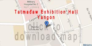 Myanmar Exhibtion Hall & Convention Center