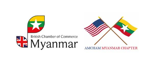 Britcham & Amcham Joint Networking