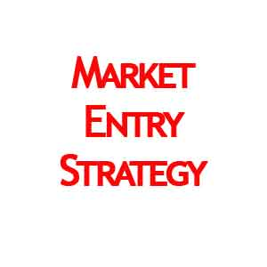 Marketing Entry Strategy & Planning