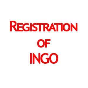 Registration of International NGO